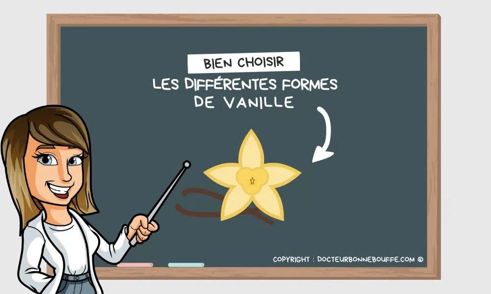Etiquettes alimentaires : décrypter les différentes sortes de vanille