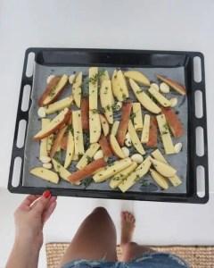 frites maison recette facile