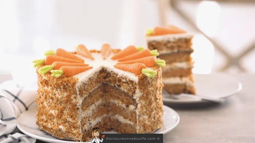 dessert à base de légumes