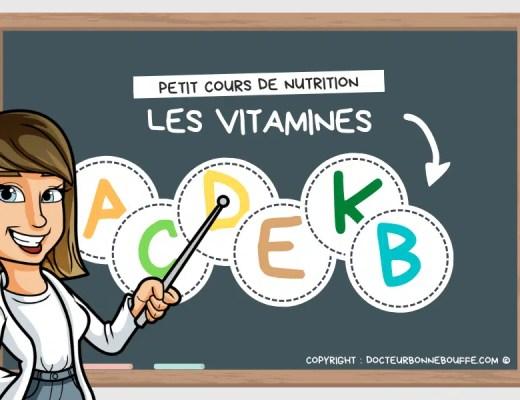 vitamines importance santé