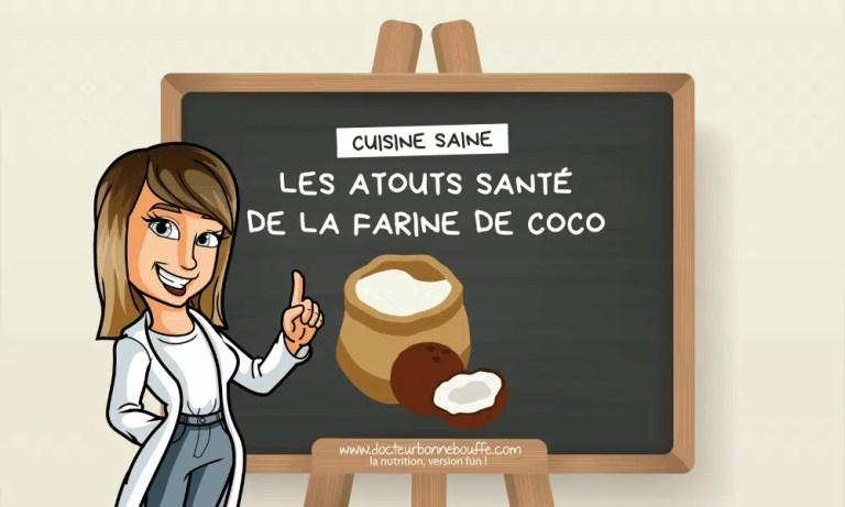 Les atouts santé de la farine de coco : pourquoi la farine de coco est-elle si bonne pour la santé ?