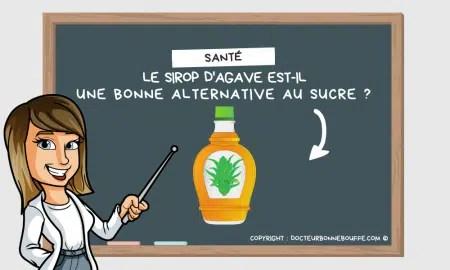 sirop d'agave alternative sucre santé