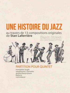 Basin street-St Germain/ jazz history for quintet