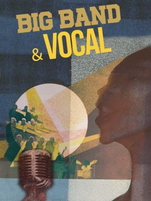 Big band et vocal
