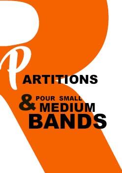 Partitions pour small et medium bands