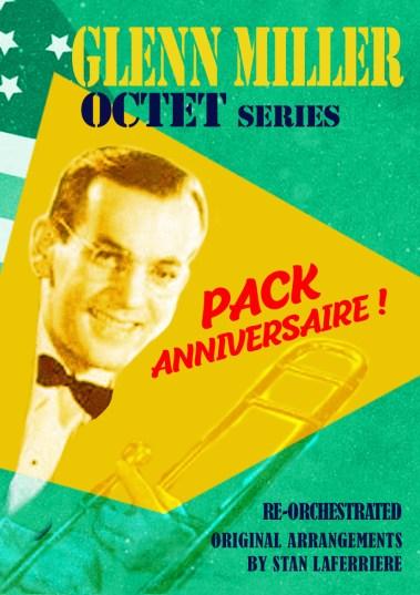 """Pack """"Glenn Miller"""" pour octet"""