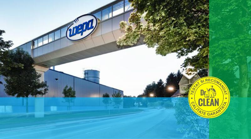 WEPA : igiena in mod inovativ made in Germany