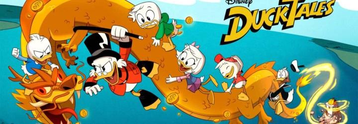 Disney's New DuckTales Quacks MeUp!