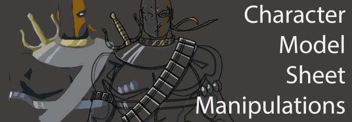 Character Reference Sheet Manipulations
