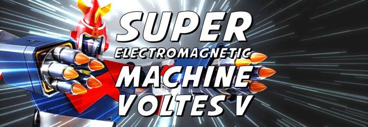 ボルテスV: DX Soul of Chogokin… Voltes V!