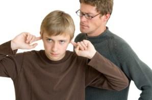 La terrible adolescencia pone en guardia a muchas parejas.