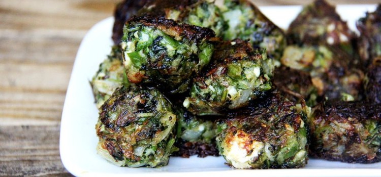 How To Make Vegetable Fritters To Die For