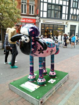 Shaun in the city London 2