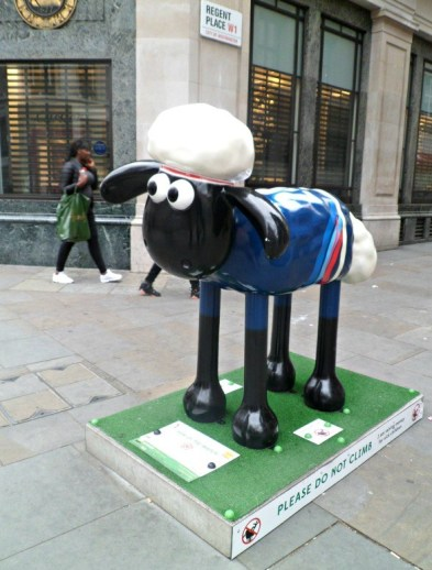 Shaun in the city London 3