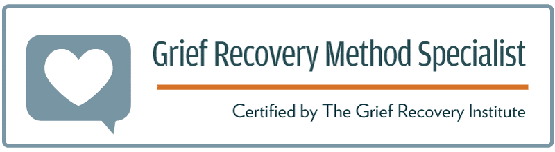 r. East Certification for the Grief Recovery Method