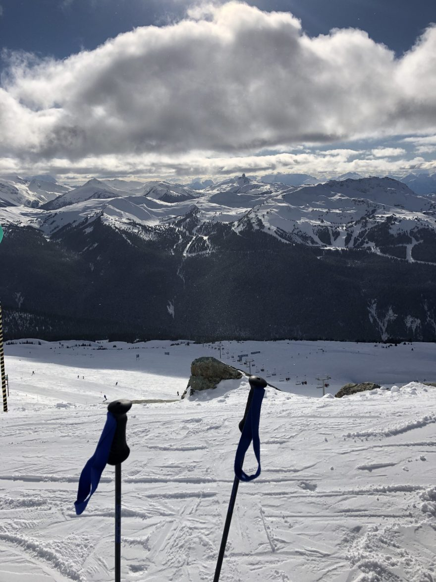 Whistler, BC with a Toddler