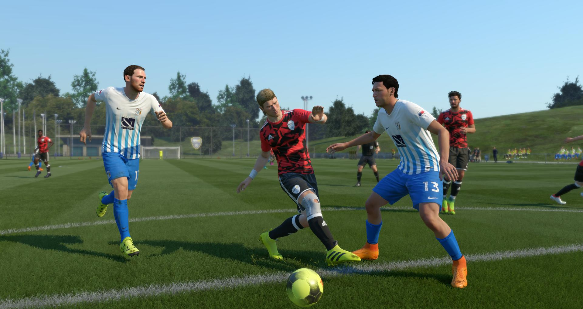 EA SPORTS FIFA SERIES SPECIAL MODS Information Technology Music Productions EA FIFA MODS