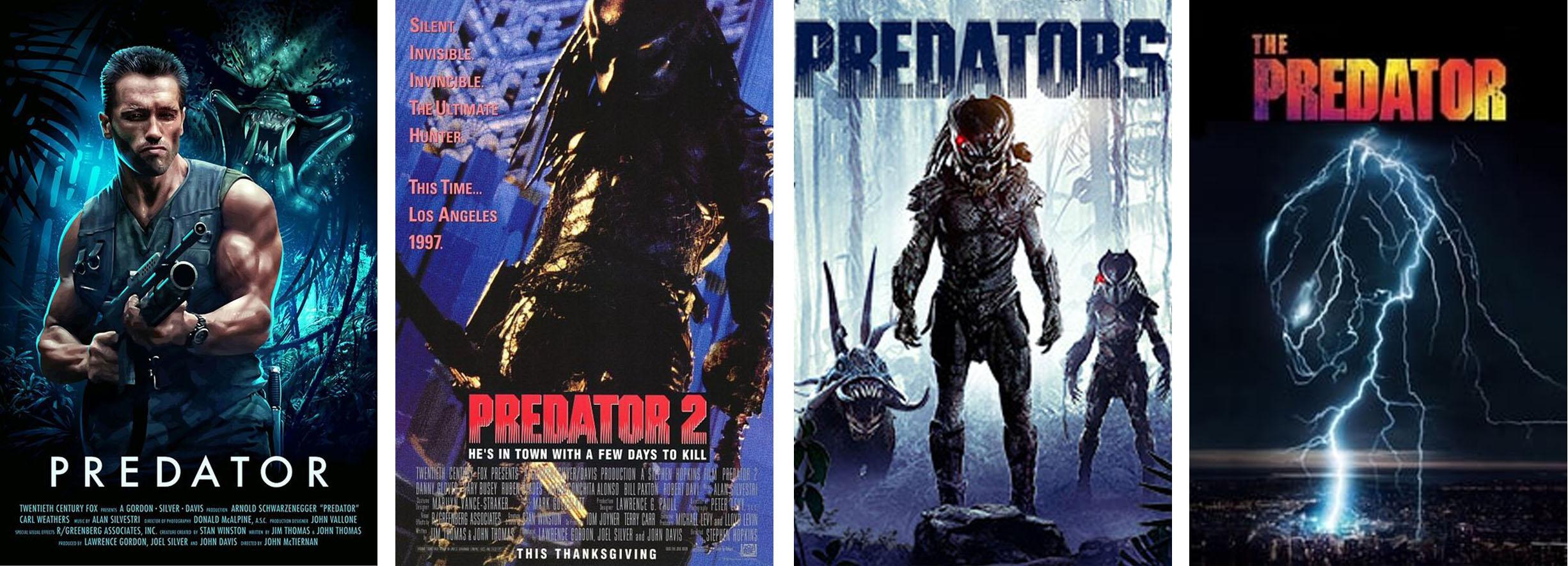 Saga Depredador