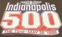 1988 Logo as seen on the Program cover