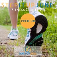 Step It Up June premium Fitness Challenge