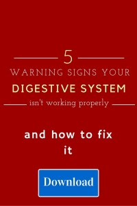Download 5 warning signs your digestive system isn't working properly and how to fix it
