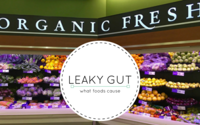 What Foods Cause Leaky Gut? | VIDEO