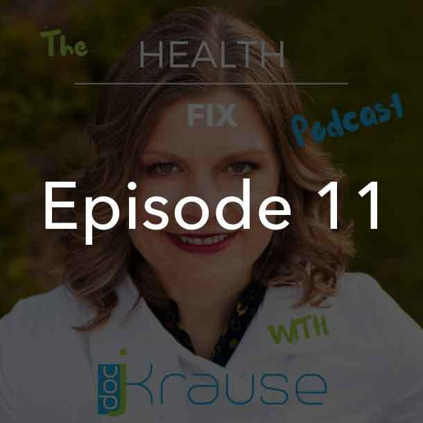 Ep 011: Why Chronic Digestive Issues Aren't Always A Gut Problem