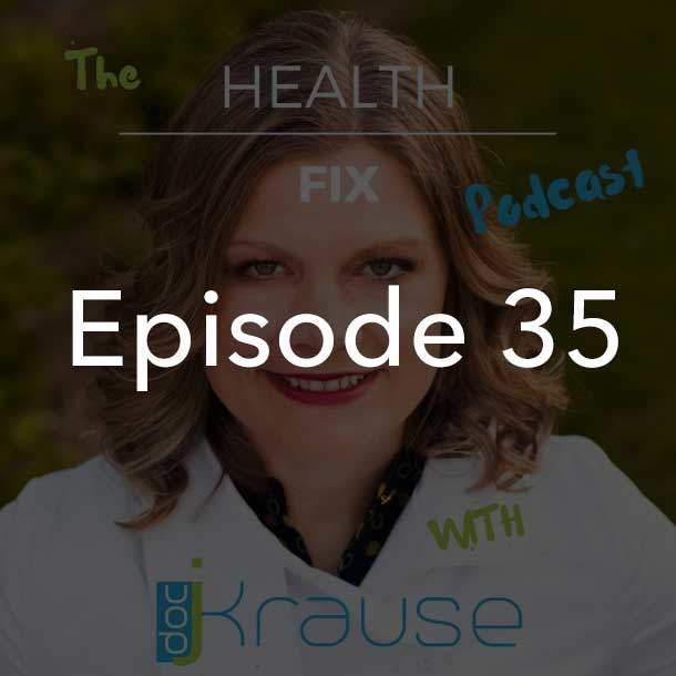 Ep 035: Are Weak Glutes and Tight Hips Causing Your Back Pain?