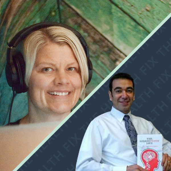 Ep 219: Stress Proof Your Life with Dr. Amir Rashidian