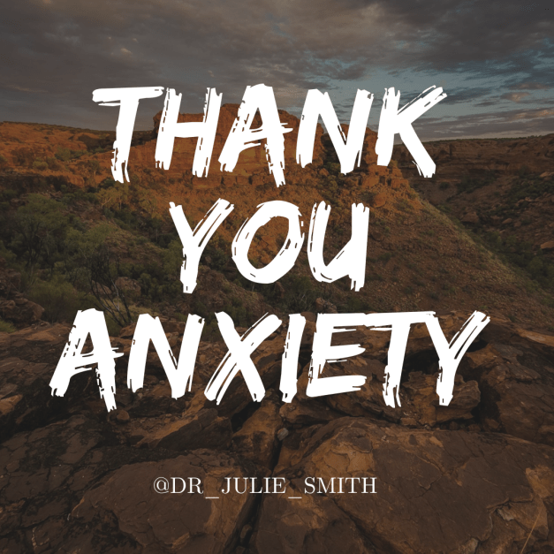 Thank You Anxiety