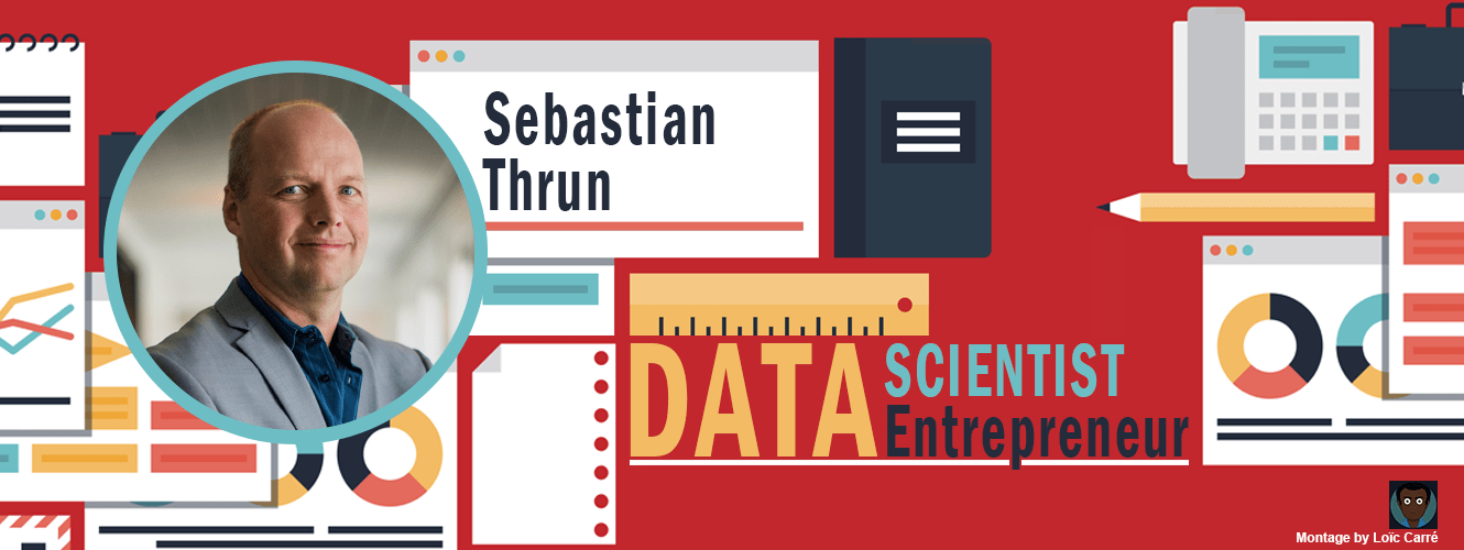EP24 – Data Scientist :  Sebastian Thrun