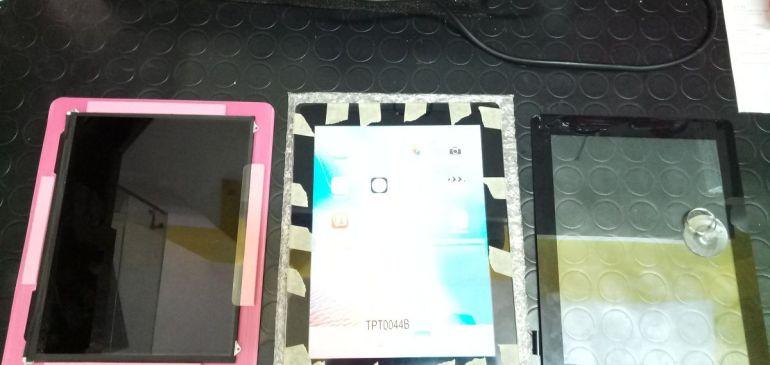 Reparacion completa iPad