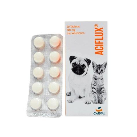 Aciflux x 500 mg Blister x 20Tab