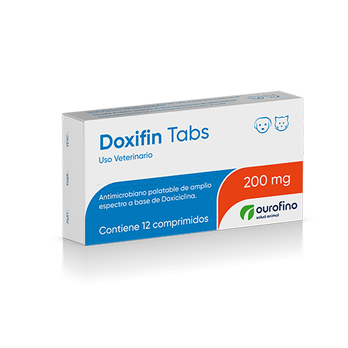 Doxifin Tabs 200