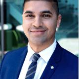 Dr Nikhil Pooviah, Co-Founder CancerAid