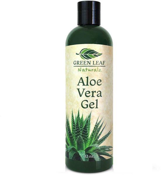 Green Leaf Naturals Aloe Vera Gel