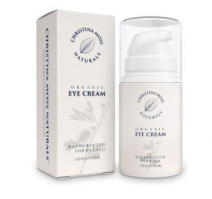 Moisturizer and Eye Cream