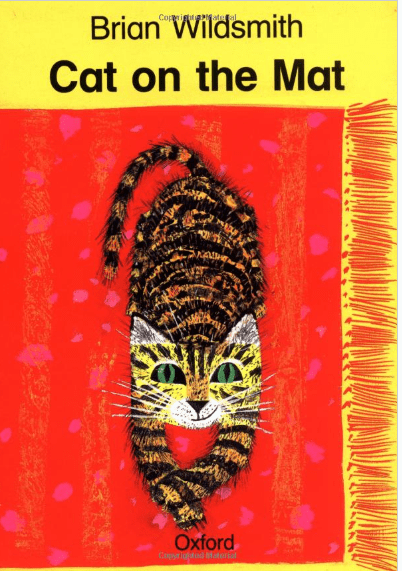 The Cat On The Mat By Brian Wildsmith