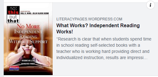 zblog entry by Two Teachers on IR
