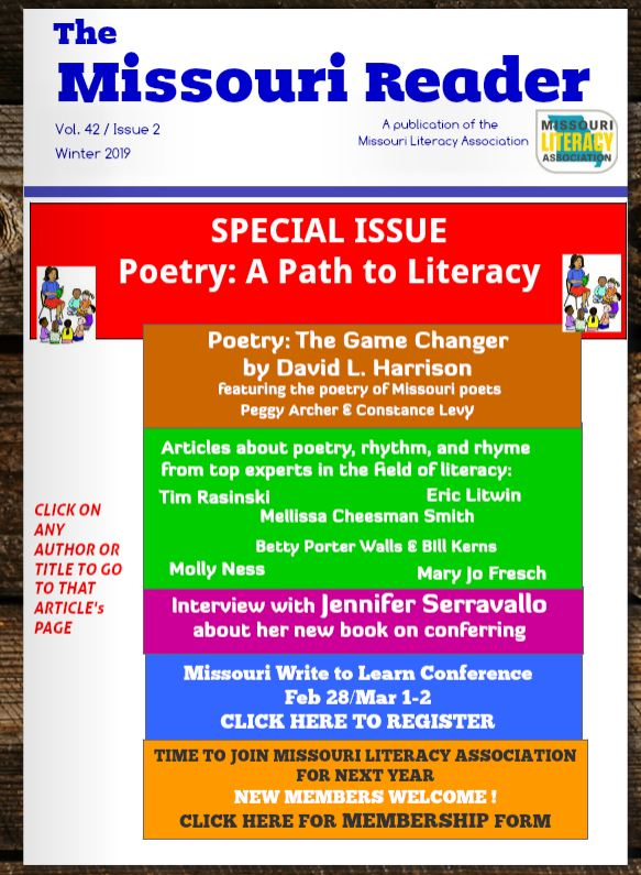 COVER FOR THE POETRY ISSUE