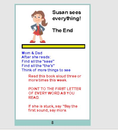Susan Sees THREE