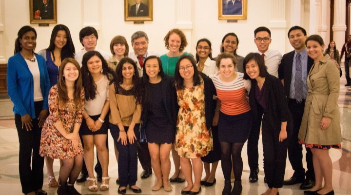 Advocacy Spotlight on Rice Students 2015