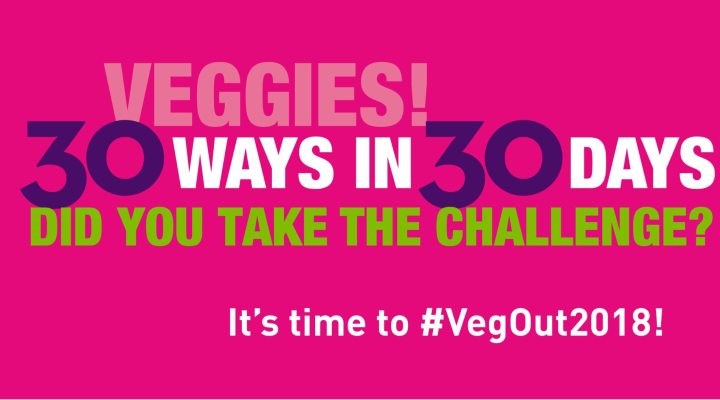 """VegOut"" With Doctors for Change This March!"
