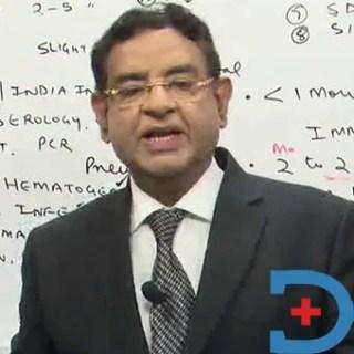 Dr M L Bhatia