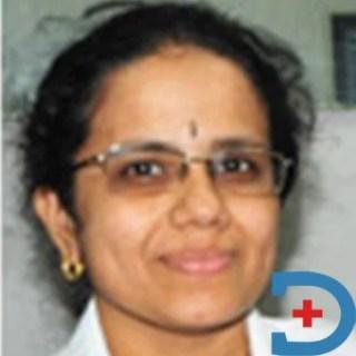 Dr Sripriya Krishnamoorthy