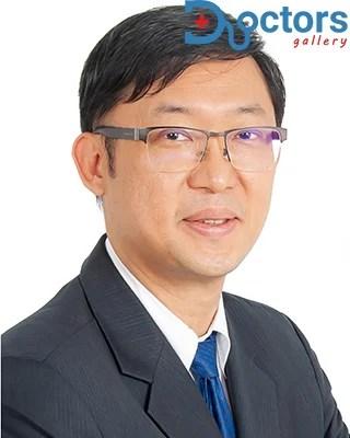Dr Timothy Lim Yong Kuei