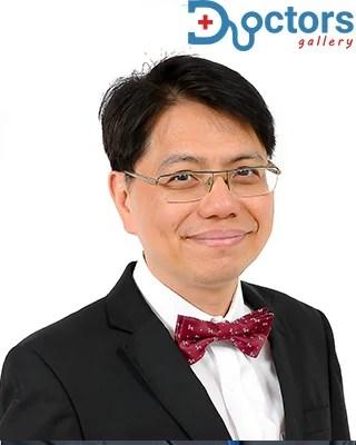 Dr Tony Tan