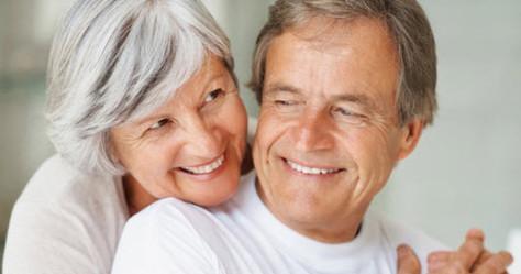 senior couples intimacy
