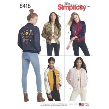 simplicity-bomber-jacket-pattern-8418-envelope-front