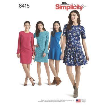 simplicity-sheath-dress-pattern-8415-envelope-front
